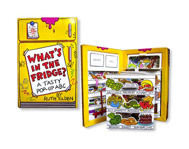 What's in the fridge? - Ruth Tilden - LITTLE Simon & Schuster - 1994