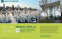 Bullitt Center grand opening