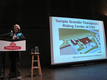 Temple-Grandin-The Autistic Brain Town Hall Seattle